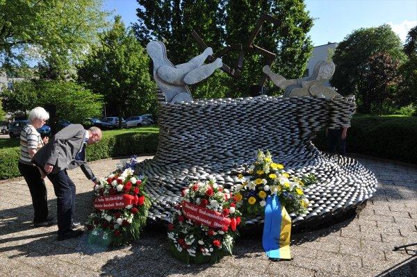 Almanya'da Solingen katliamı anıldı