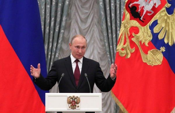 Putin, INF tasarısını parlamentoya sundu