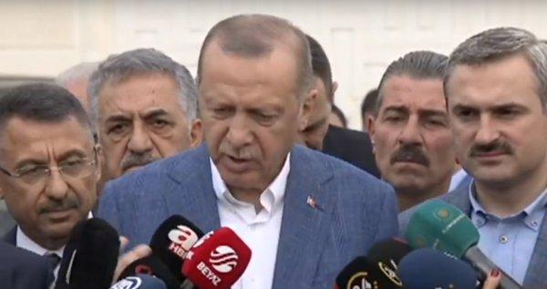 Cumhurbaşkanı Erdoğan'a S-400 alımı soruldu