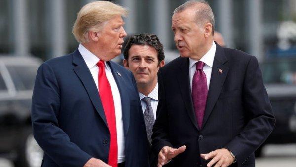 Erdoğan ile Trump yüz yüze görüşmeye hazırlanıyor