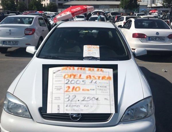 İkinci el otomobil piyasası hareketleniyor