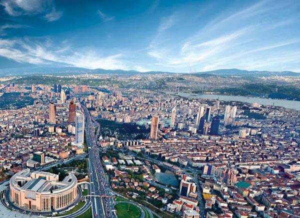 İstanbul'da dönüşüm hedefi