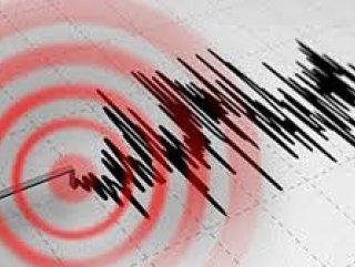 Manisa Soma'da deprem
