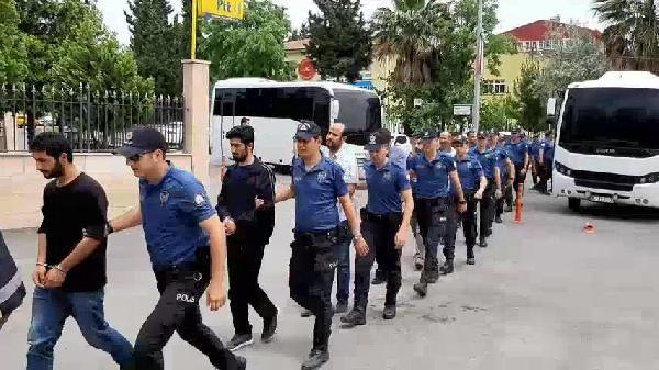 Şanlıurfa'da FETÖ operasyonu: 7 tutuklama