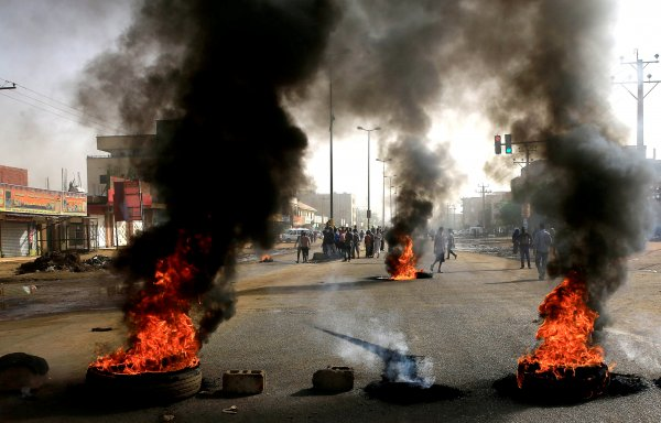 Sudan'daki gösterilerde ölü sayısı 30'a yükseldi