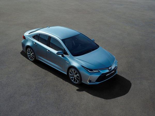 Yeni Corolla testi geçti