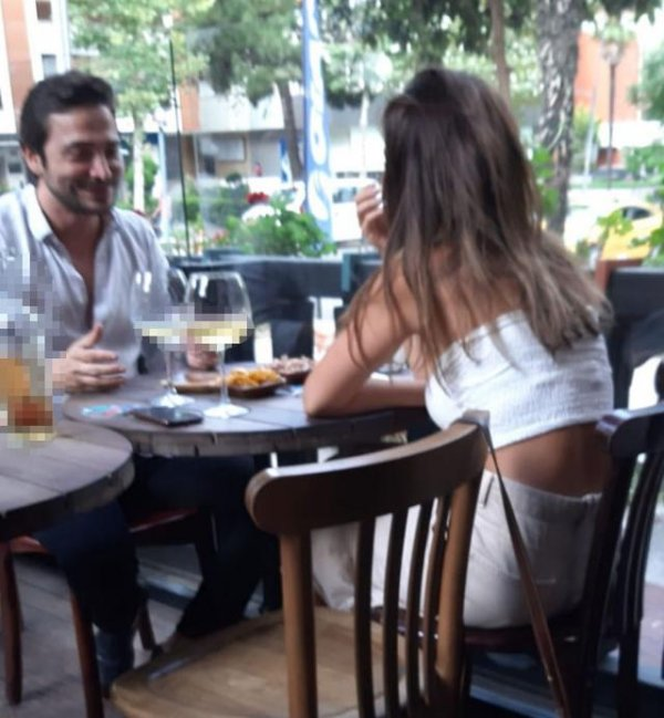 Ahmet Kural yeni sevgili yaptı