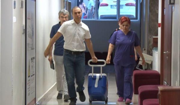 Beyin ölümü gerçekleşen iki hastanın organları 6 kişiye umut oldu