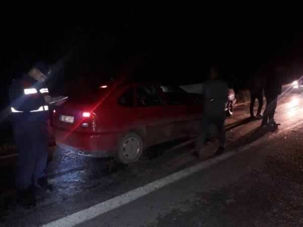 Kütahya'da trafik kazası: 6 yaralı