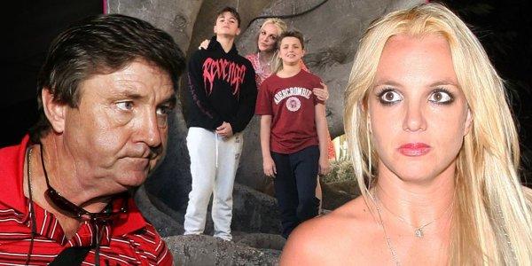 Britney Spears'ın derdi bitmiyor