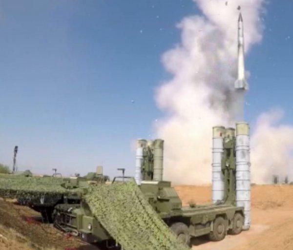 Rusya S-400'lerle tatbikatı yaptı