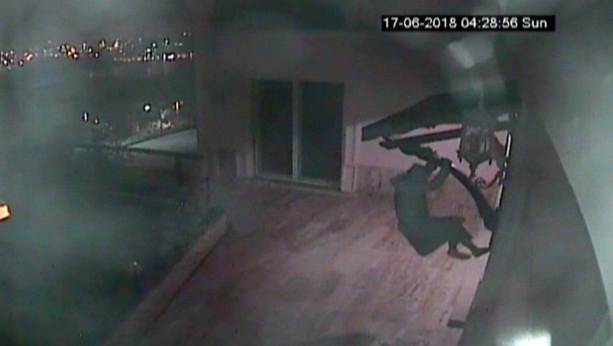 İstanbul'da villa hırsızı tutuklandı