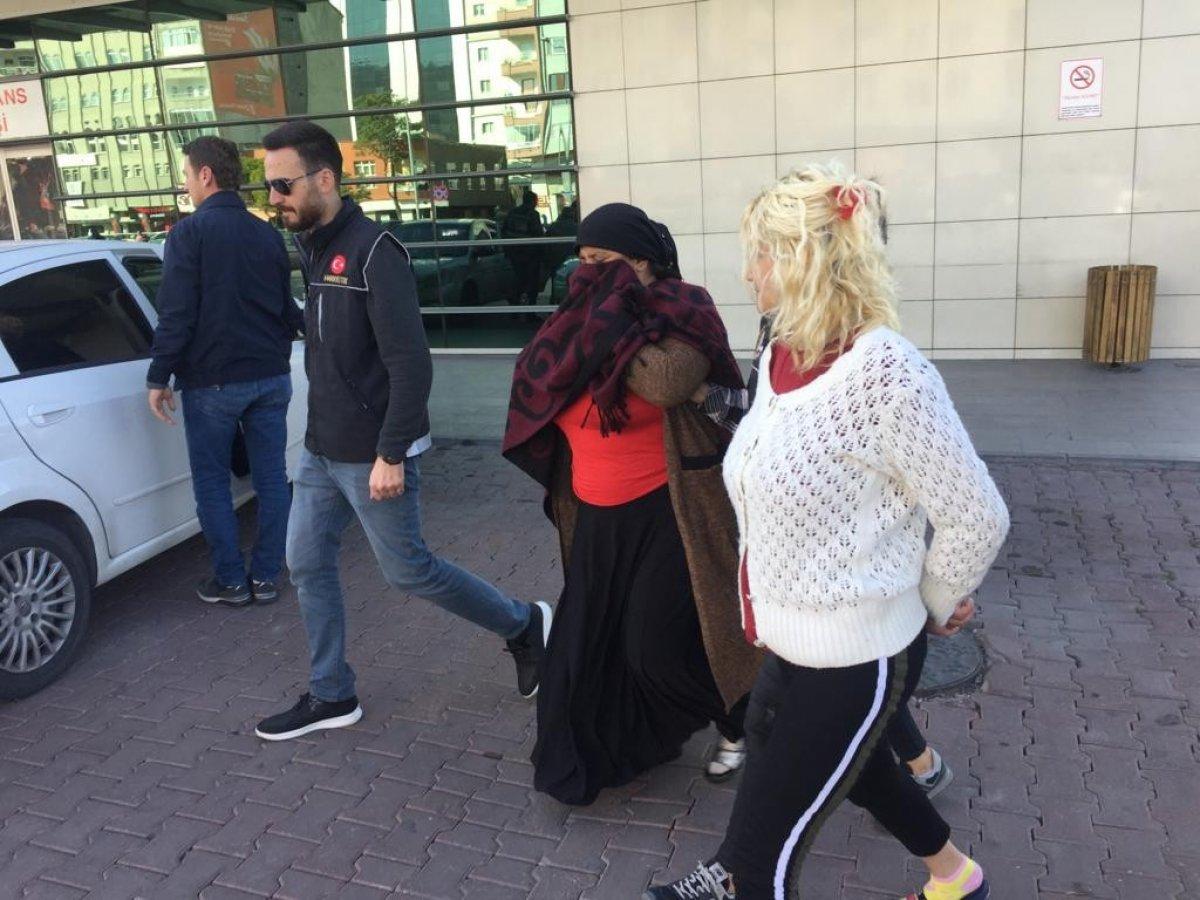 Kayseri'de uyuşturucu tacirlerine yönelik operasyon