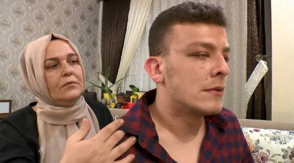 Avcılar'da bir kişi, otizmli genci dövdü
