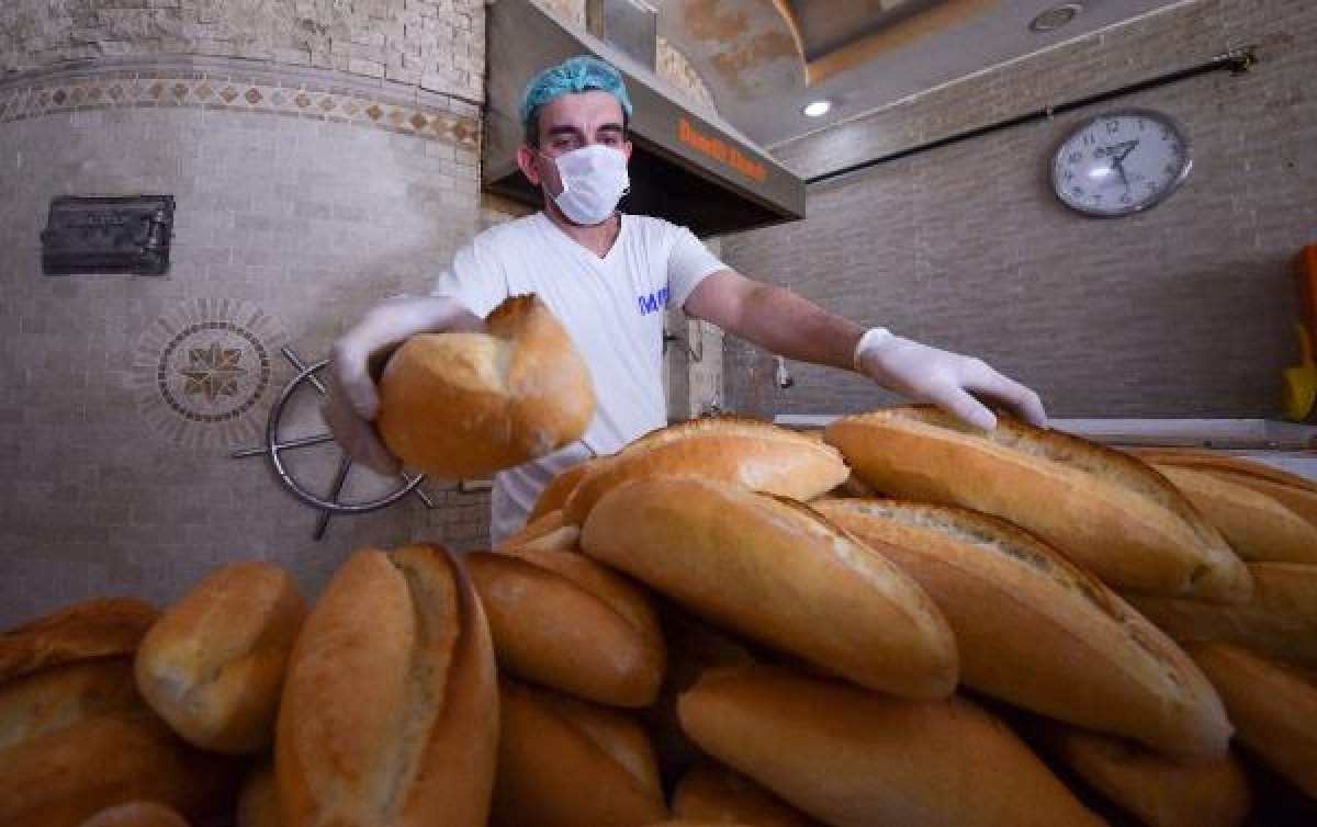 Sosyal mesafe ekmeğe talebi artırdı
