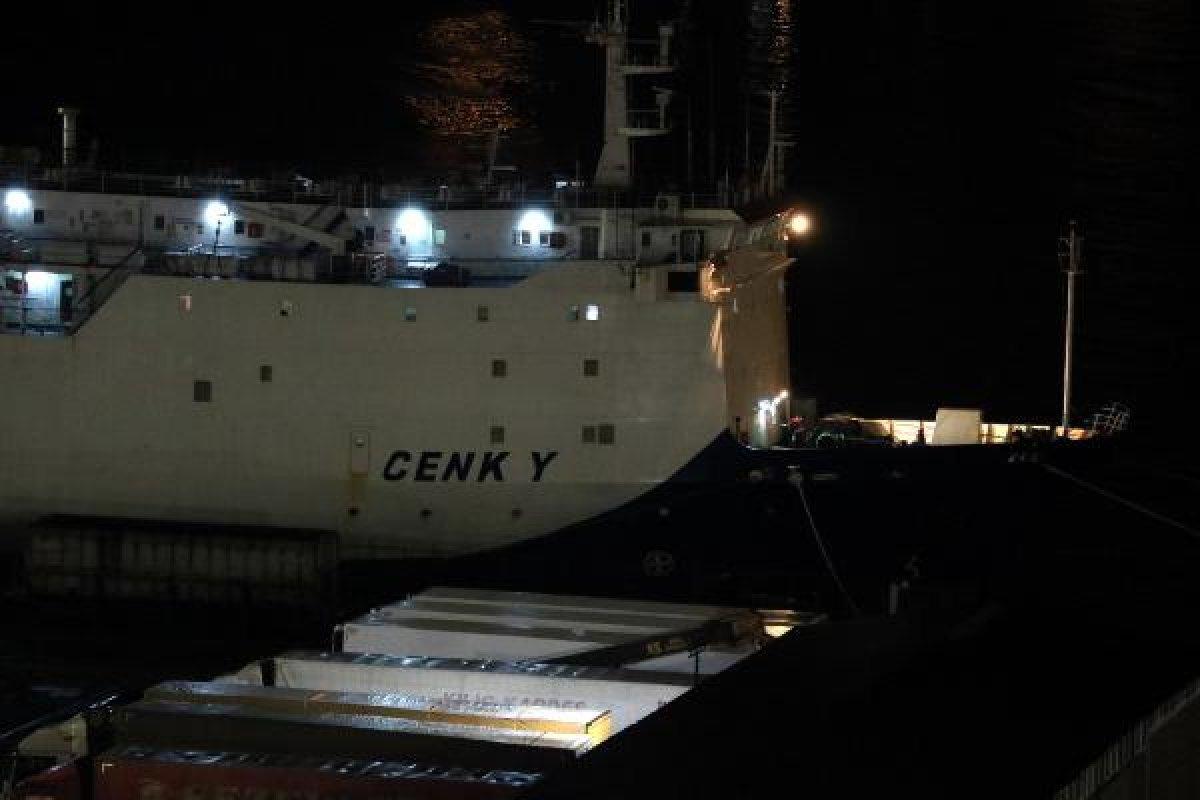 Ukrayna'dan gemiyle gelen 18 tır şoförü daha karantinada
