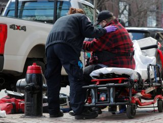 ABD'deki bakım evlerinde 7 bine yakın ölüm yaşandı