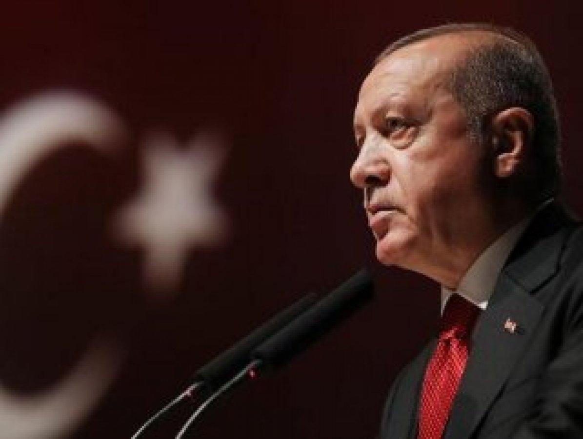 Erdoğan'dan Hamursuz Bayramı mesajı