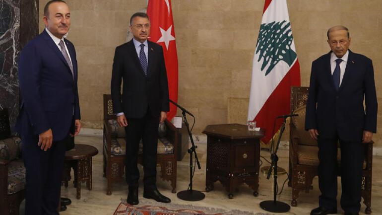 Lübnana destek ziyareti
