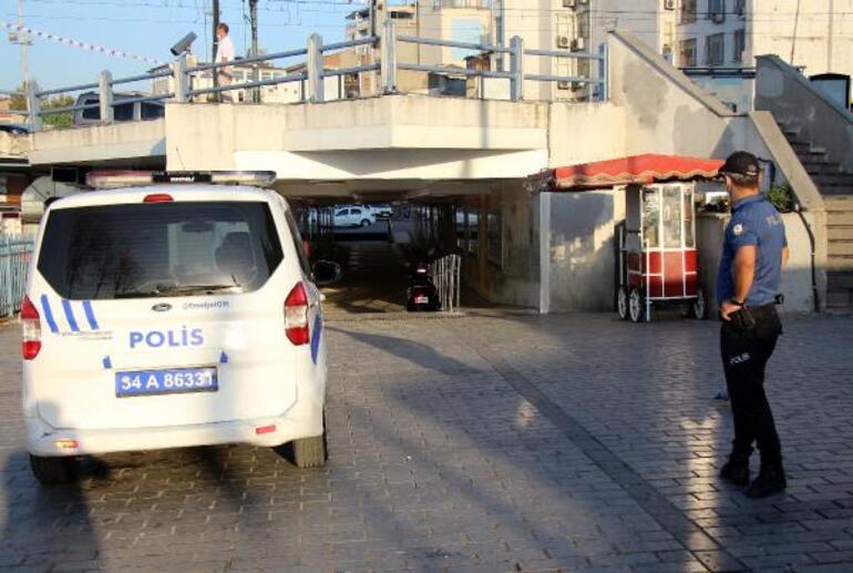 Son dakika haberleri... İstanbulda kalaslı dehşet Durumu ağır...