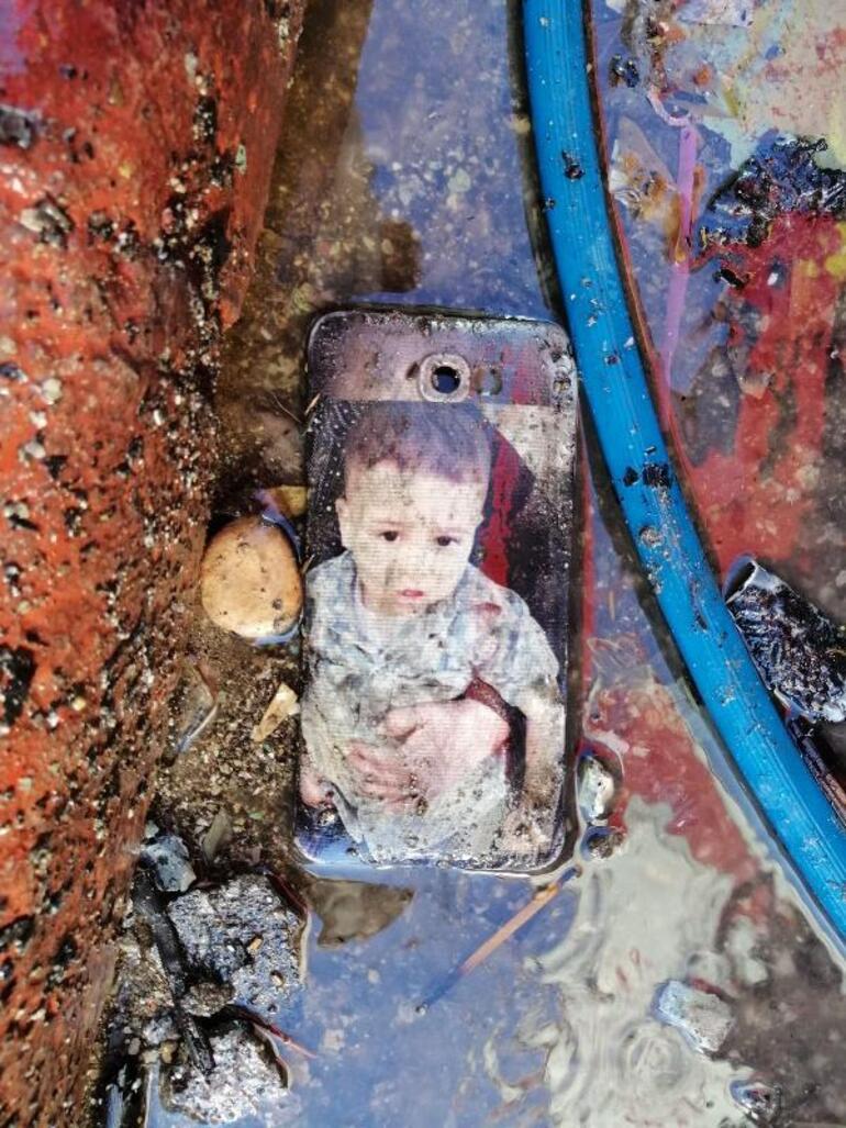 Konyada kahreden olay 3 yaşındaki Okay ve dayısı kurtarıldı, annesi hayatını kaybetti