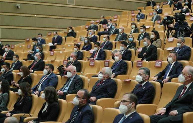 Cumhurbaşkanı Erdoğandan yerli aşı çalışmalarıyla ilgili çarpıcı açıklama