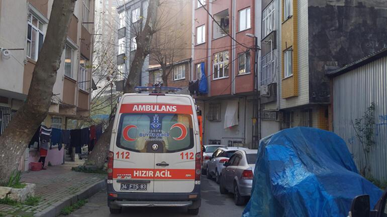İstanbulda feci olay Anne kurtuldu, oğlu hayatını kaybetti... Çığlık sesiyle uyandık