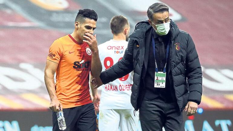 Kolombiyada Radamel Falcao şaşkınlığı Hayal kırıklığı...