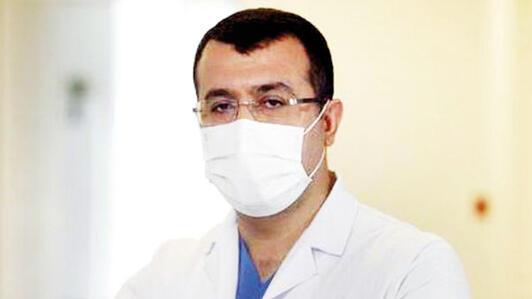 Sosyal medya onu konuştu... İşte Erdoğana aşı yapan doktor